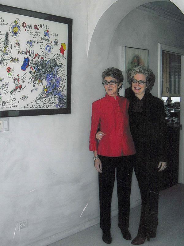 Diane Middlebrook and Nancy K. Miller