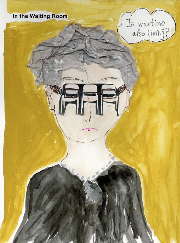 Nancy K. Miller. Is Waiting Also Living?