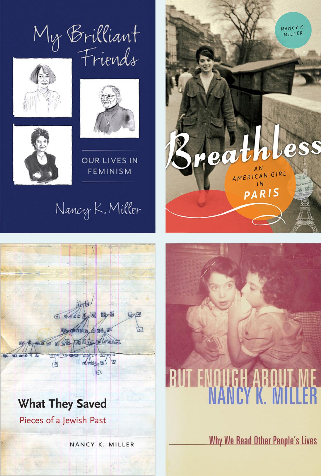 Nancy K. Miller books